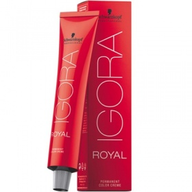 Крем-краска для волос Schwarzkopf Professional Igora Royal Permanent Color Creme