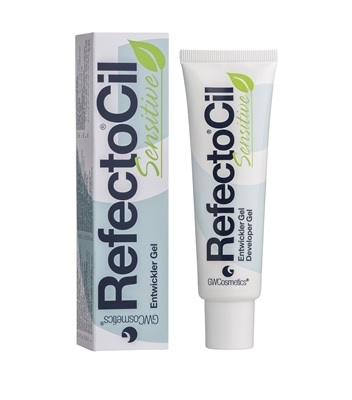 Гель- проявитель Refectocil Sensitive Gel