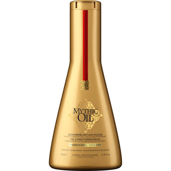 Кондиционер для плотных волос L'Oreal Professionnel  Mythic Oil Thick Hair Conditioner