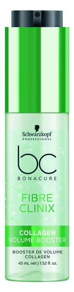 Концентрат для тонких волос волос Schwarzkopf Professional Bonacure Fibre Clinix Collagen Volume Booster