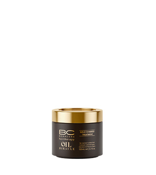 Золотая маска-блеск Schwarzkopf Professional BC Bonacure Oil Miracle Gold Shimmer Treatment