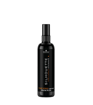 Спрей сильной фиксации Schwarzkopf Professional SILHOUETTE Super Hold Pumpspray