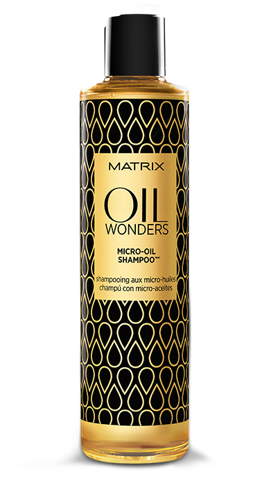 Легкий шампунь с микро-каплями арганового масла Matrix Oil Wonders Micro-Oil Shampoo